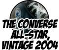 Award: Converse All-Stars Vintage 2004