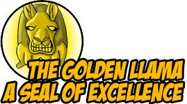Award: Golden Llama