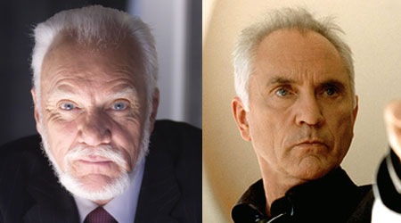 Malcolm McDowell/Terence Stamp