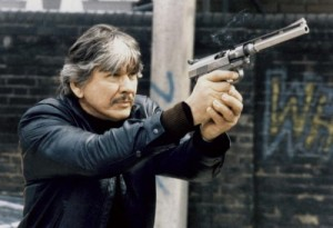 One of their biggest action stars was this old fart.