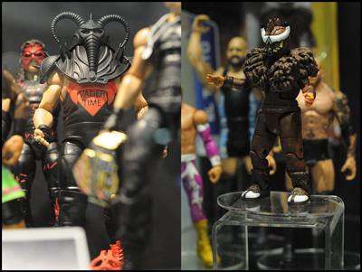 The horniest of wrestlers.