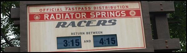 Disneyland-Fastpass