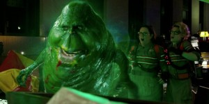 Slimer. Because fuck you!